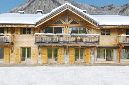 family ski chalet holiday deals morzine